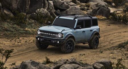 Ford Bronco Precio Mexico 10
