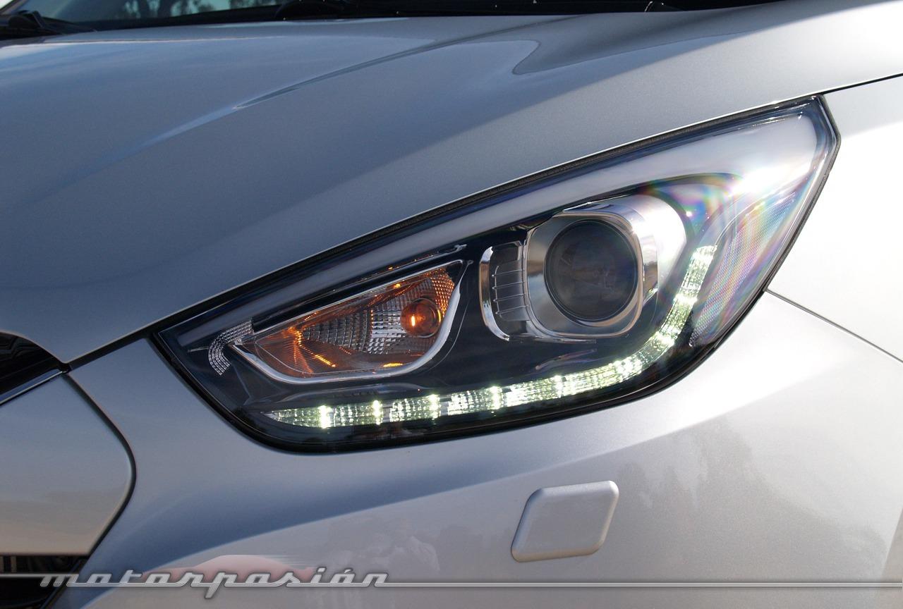 Foto de Hyundai ix35  (miniprueba en Madrid) (14/23)