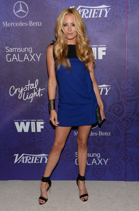 Cat Deeley fiestas emmy 2014