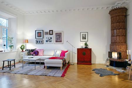 Cinco mejoras que puedes hacer a tu salón aunque vivas de alquiler
