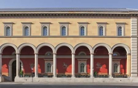 Nuevo Espace Culturel Louis Vuitton en la ciudad de Múnich