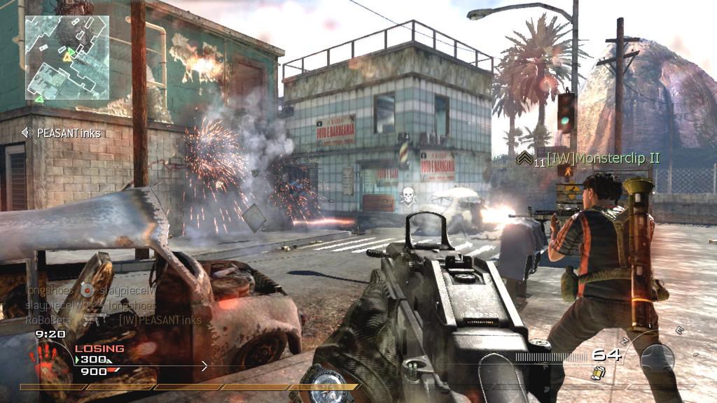 Foto de Call of Duty: Modern Warfare 2 multijugador 160909ac (2/4)