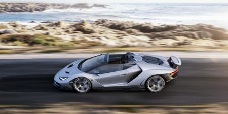 Lamborghini Centenario Roadster 30