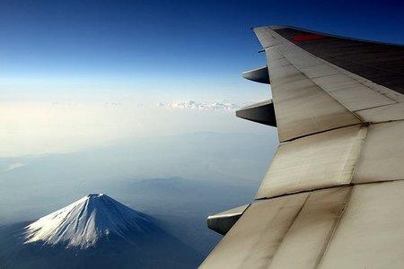 Cómo hacer mejores fotos desde la ventanilla del avión