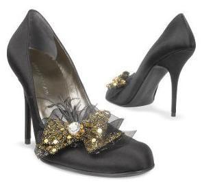 Zapatos con cristal Swarovski