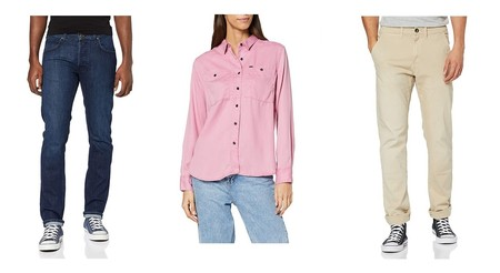 Chollos en tallas sueltas de ropa Superdry, Pepe Jeans o Lee por menos de 30 euros en Amazon