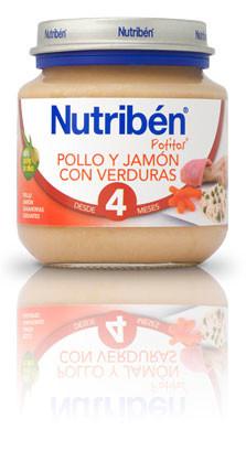 Pollo Jamon Verduras 4m 130gr Frontal 3561 125551 1