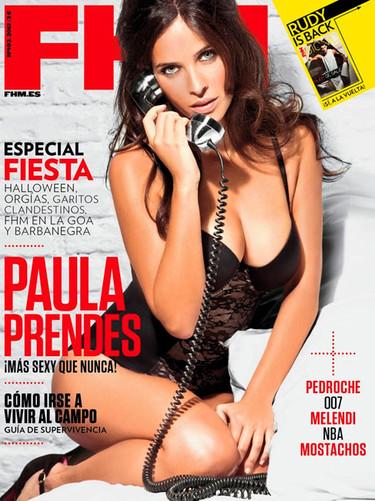 Paula Prendes vuelve a FHM, ¿una llamadita, por favor?