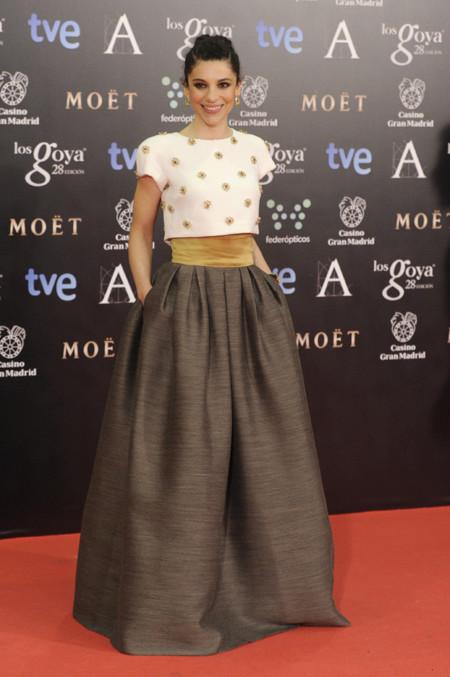 Irene Visedo Premios Goya 2014