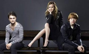 Según Daniel Radcliffe, entre besarse con Emma Watson y con un oso no hay diferencia