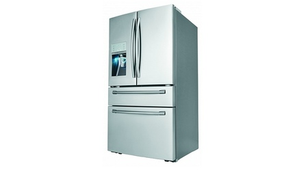 ¿Un frigorífico que dispensa refrescos carbonatados? Si, por favor