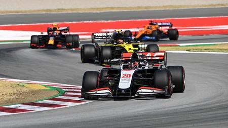 Magnussen Espana F1 2020