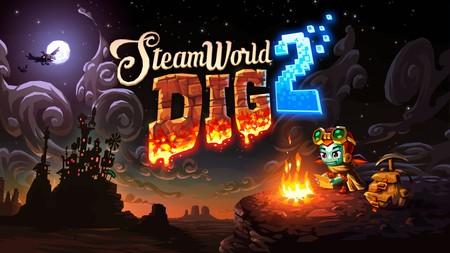 SteamWorld Dig 2 recibirá el mes que viene una edición física en su versión para PS4 y Switch