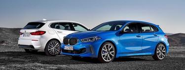 El BMW Serie 1 2020 migra a tracción delantera: gana espacio sin perder agilidad