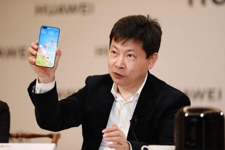 Richard Yu Ceo Huawei Harmonyos Uso Otros Fabricantes Chinos Xiaomi Vivo Oppo