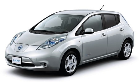 Car sharing de Nissan LEAF en Madrid en los hoteles NH