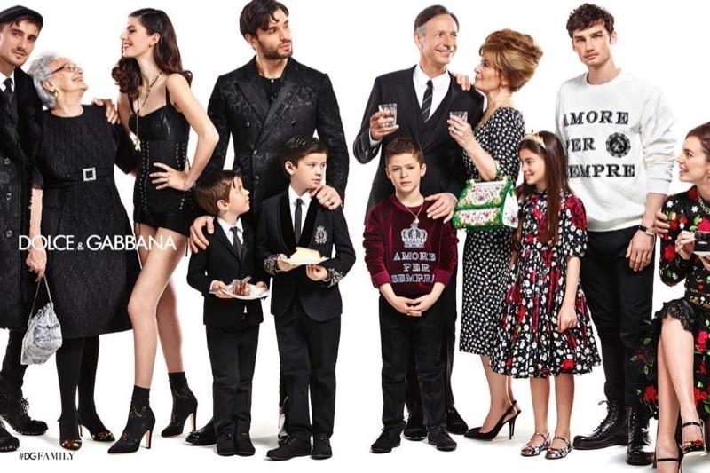 Dolce & Gabbana campaña Otoño-Invierno 2015/2016