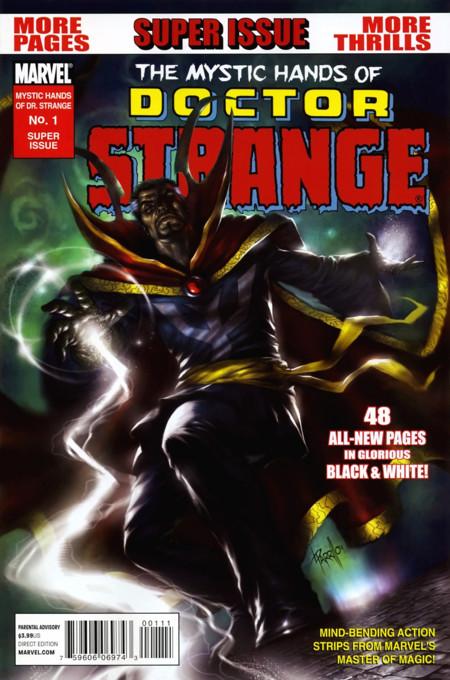 Mystic Hands Of Dr Strange Vol 1 1
