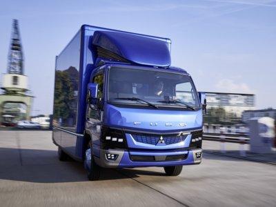 Fuso eCanter: Daimler da un paso más hacia la movilidad comercial 100% eléctrica