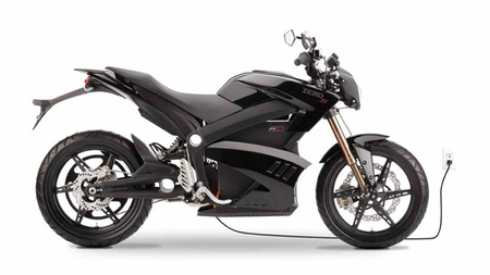 Gama Zero Motorcycles 2013