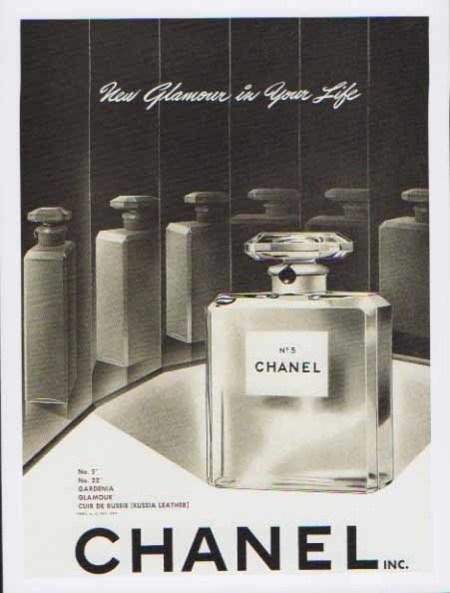 Chanel No. 5 - 1940