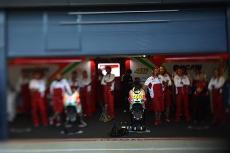 Ducati Team en Silverstone 2012