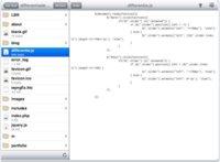 Editores de código para el iPad, el siguiente paso en utilidades