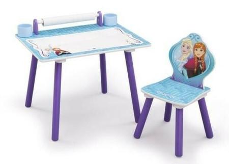 Mesa de escritorio de Frozen