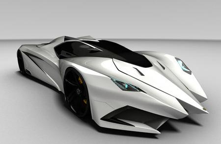 Lamborghini Ferruccio Design Study