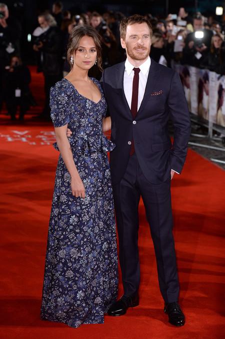 ¡Albricias! Todo apunta a que Alicia Vikander y Michael Fassbender se han casado en Ibiza