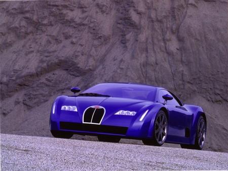 Bugatti Veyron Prototipo 3