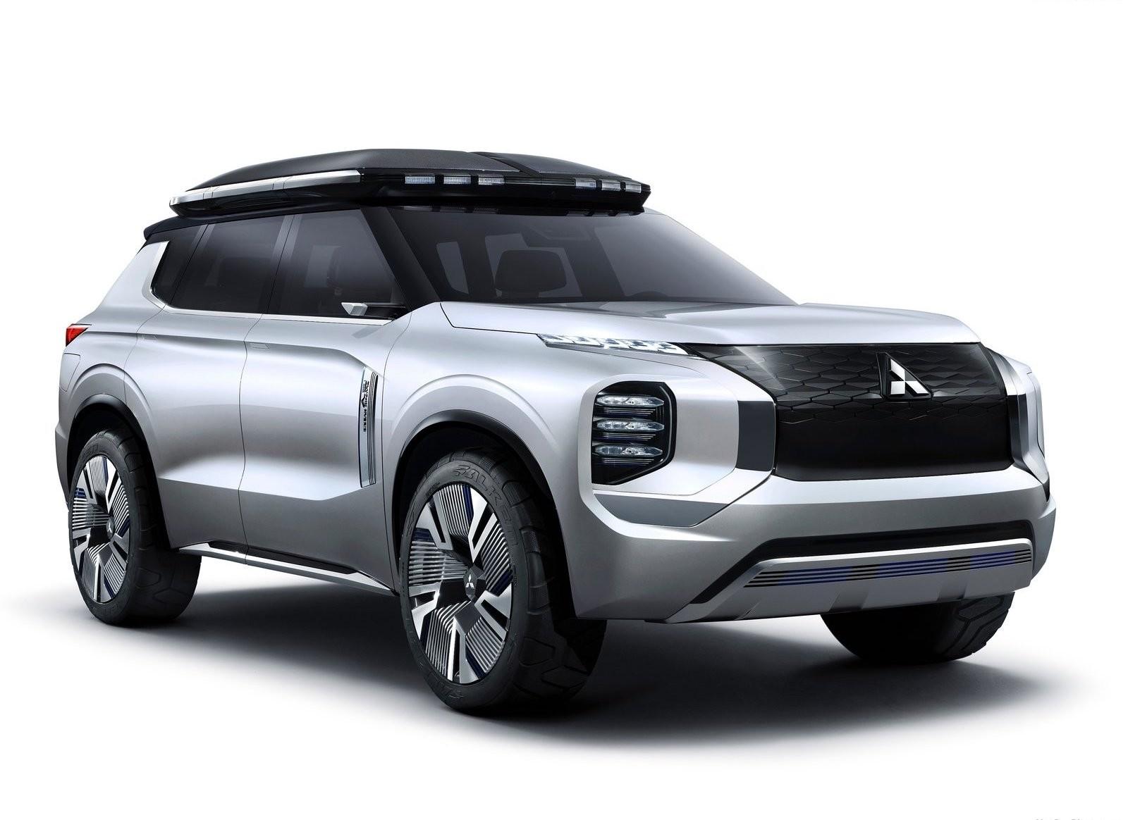 Foto de Mitsubishi Engelberg Tourer Concept (24/34)