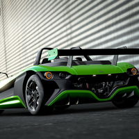El VUHL 05RR es el primer auto mexicano disponible en un videojuego, el Forza Motorsports 7