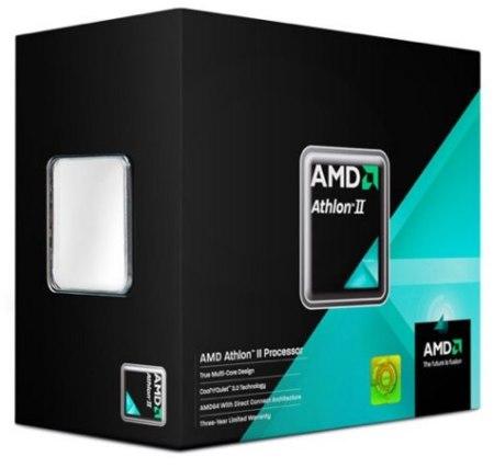 AMD presenta dos nuevos Athlon II