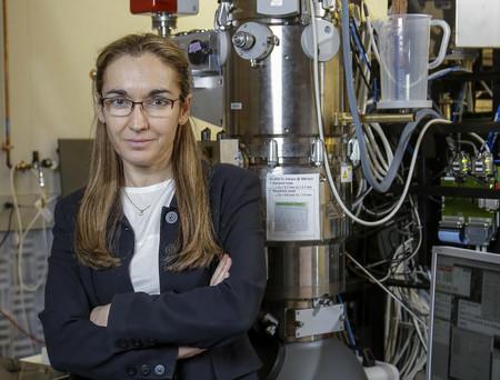 La española que ha logrado retratar a la enzima de la inmortalidad