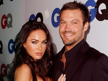 ¡¡Notición!! Megan Fox y Brian Austin Green se han casado