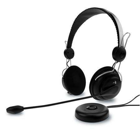 Skype FreeTalk, auriculares y micrófono inalámbricos
