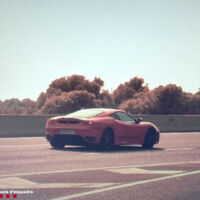 En un Ferrari F430 por la AP-7 a 216 km/h, ebrio y sin carnet de conducir: la última imprudencia pillada por los Mossos