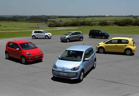 Volkswagen Up! 'made in Brazil', todos los detalles