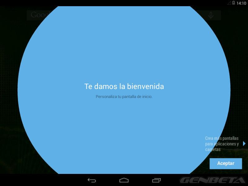 Foto de Android-x86, test de compatibilidad (18/20)