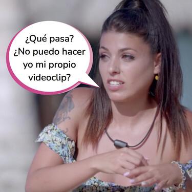 Se filtra un nuevo vídeo: Lola (novia de Diego) teniendo sexo en la piscina con este otro soltero de 'La Isla de las Tentaciones'