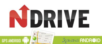 GPS Android: NDrive, un navegador multiplataforma también en Android