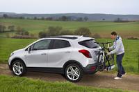 El Opel Mokka también tendrá portabicicletas FlexFix