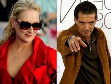 Meryl Streep y Antonio Banderas, Premios Donostia 2008