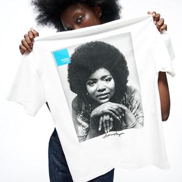 Zara crea una colección de camisetas para homenajear a mujeres icónicas del mundo del arte, de la física y del deporte