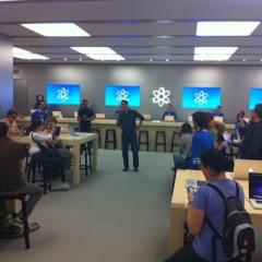 Foto 29 de 93 de la galería inauguracion-apple-store-la-maquinista en Applesfera