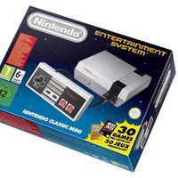 Consola Nintendo NES Classic Mini, con 30 juegos, por sólo 49,99 euros en el 11-11 de eBay