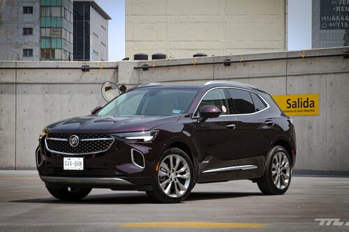 Buick Envision Avenir 2021, a prueba: la apuesta americana por el lujo y el refinamiento con origen asiático