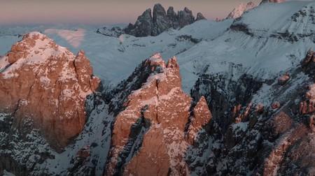 Montañas épicas Italia