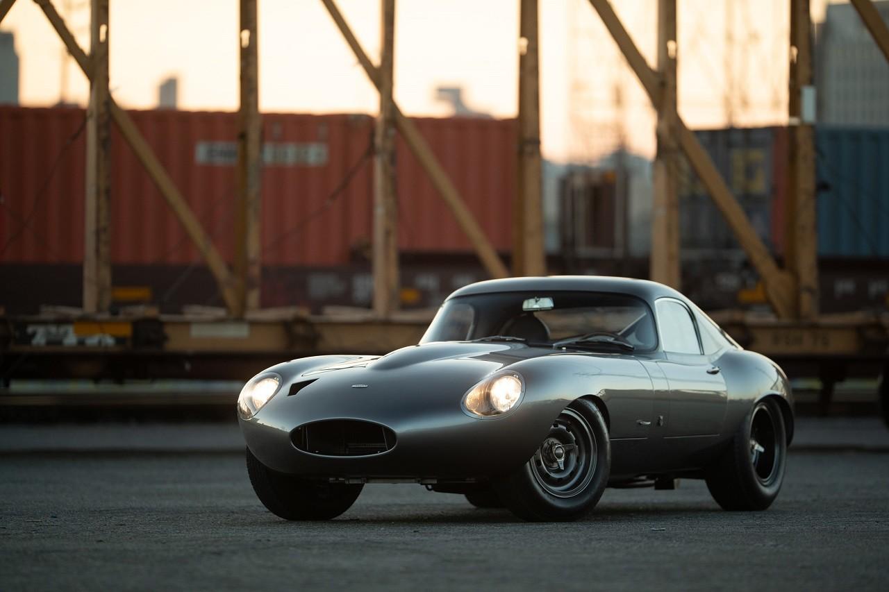 """Foto de Jaguar E-Type Low Drag Coupé """"OWL226"""" (18/21)"""